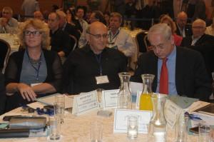 With prime minister Benjamin Netanyahu